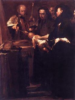 Bautismo - Giuseppe Maria Crespi