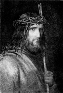 Cristo - Carl Heinrich Bloch