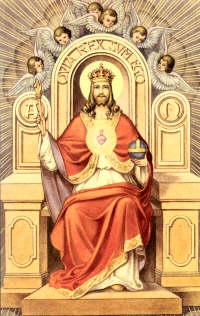 Cristo Rey de la Patria Eterna