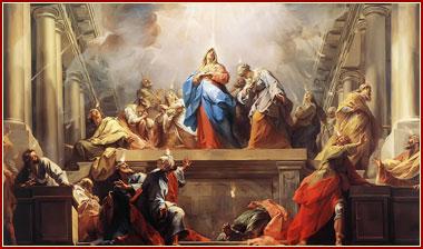 PENTECOSTÉS - Jean Restout
