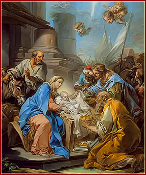 Epifanía de Nuestro Señor Jesucristo