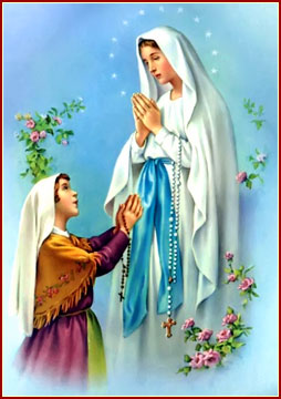 NUESTRA SEORA DE LOURDES