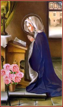 SANTA GERTRUDIS, Virgen