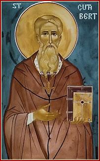 SAN CUTBERTO, Obispo y Confesor