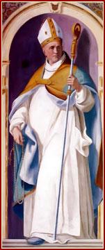 SAN HUGO, Obispo y Confesor