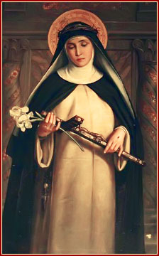 SAN CATALINA DE SIENA, Virgen y Doctora de la Iglesia