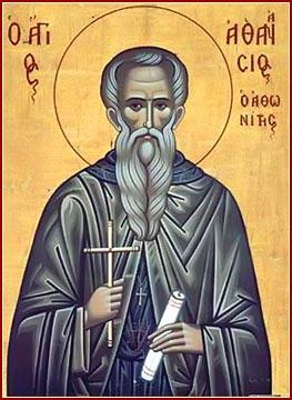 SAN ATANASIO, Obispo, Confesor y Doctor de la Iglesia
