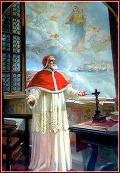 SAN PÍO V, Papa y Confesor