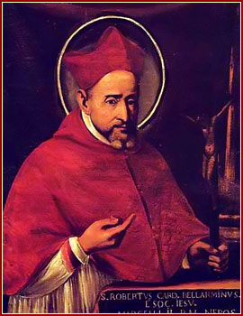 SAN ROBERTO BELARMINO, Obispo, Confesor y Doctor de la Iglesia