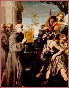 SAN BERNARDINO DE SIENA, Confesor