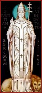 SAN GREGORIO VII, Papa y Confesor