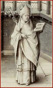 SAN GERMÁN DE PARIS, Obispo y Confesor