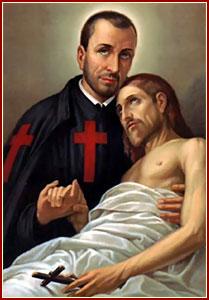 SAN CAMILO DE LELIS, Confesor