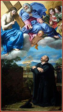 SAN IGNACIO DE LOYOLA, Confesor