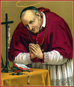 SAN ALFONSO MARÍA LIGORIO, Obispo, Confesor y Doctor de la Iglesia