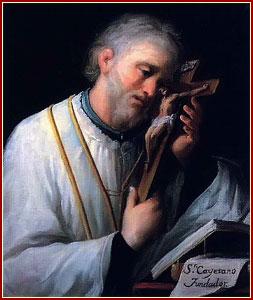 SAN CAYETANO, Confesor