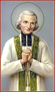 SAN JUAN MARÍA VIANNEY, Confesor