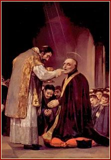 SAN JOSÉ DE CALASANZ, Confesor
