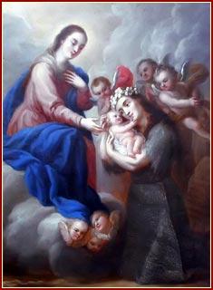 SANTA ROSALÍA, Virgen