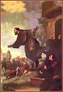 SAN JOSÉ DE CUPERTINO, Confesor