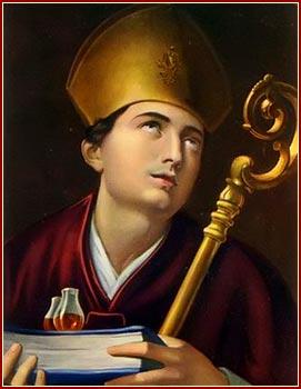 SAN JENARO, Obispo