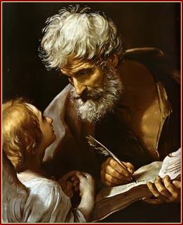 El santo de hoy...Mateo, Apóstol. 0921-SAN-MATEO