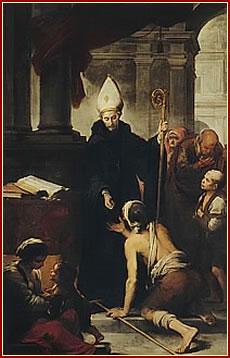 SANTO TOMÁS DE VILLANUEVA, Obispo y Confesor