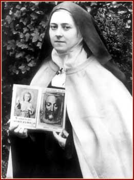 SANTA TERESITA DEL NIÑO JESÚS, Virgen