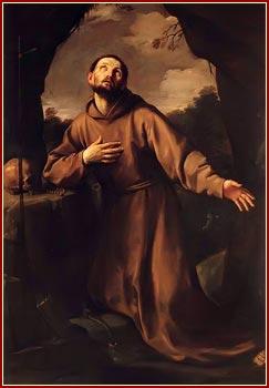 SAN FRANCISCO DE ASIS, Confesor