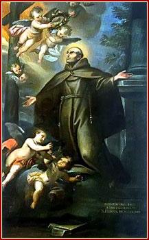 SAN PEDRO DE ALCÁNTARA, Confesor