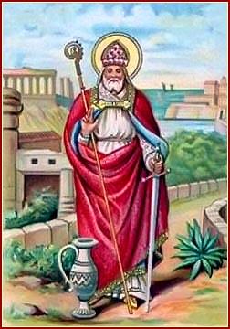 SAN NARCISO, Obispo y Confesor