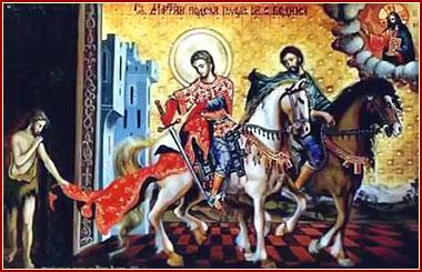 SAN MARTÍN DE TOURS, Obispo y Confesor