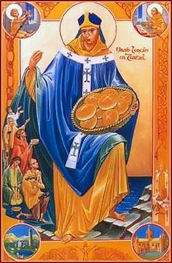 SAN LORENZO DE DUBLÍN, Obispo y Confesor