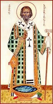 SAN CORENTINO, Obispo y Confesor