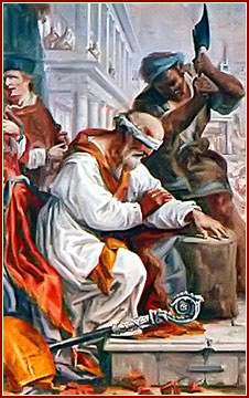 SAN SABINO, Obispo y Mártir