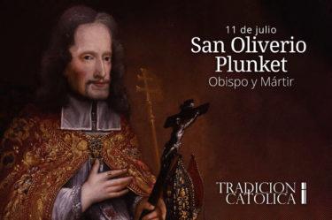 San Oliverio Plunket