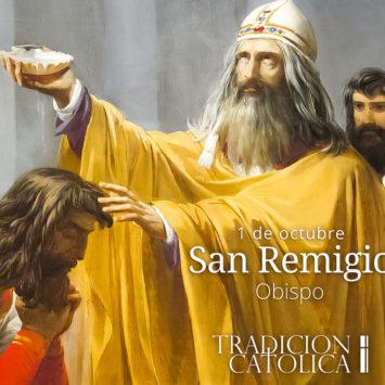 1 de octubre: San Remigio