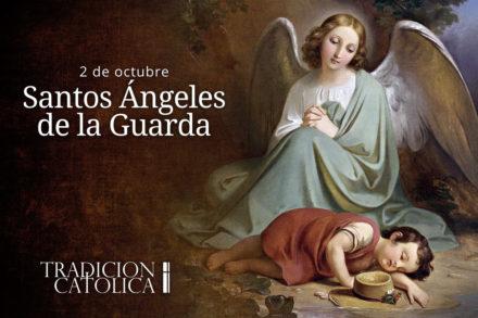2 de octubre: Santos Ángeles de la Guarda