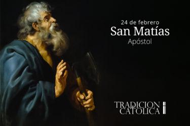 San Matías Apóstol