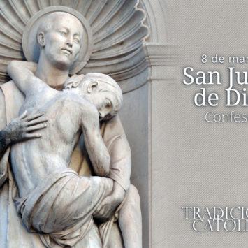8 de marzo: San Juan de Dios