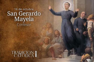 San Gerardo Mayela