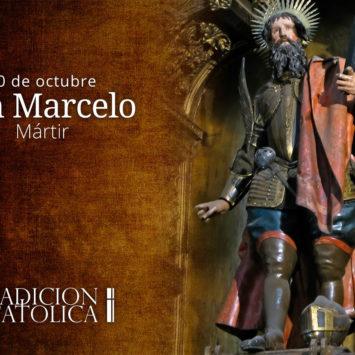 30 de octubre: San Marcelo