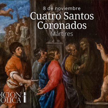 8 de noviembre: Cuatro Santos Coronados