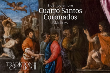 Cuatro Santos Coronados