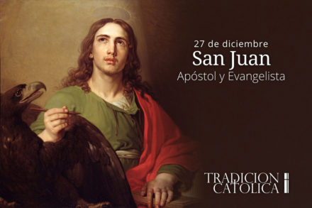 27 de diciembre: San Juan