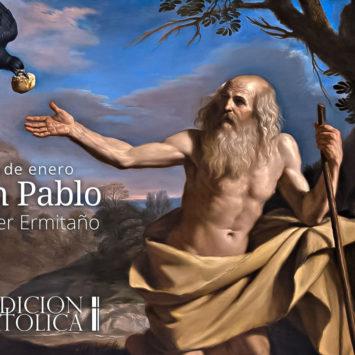 15 de enero: San Pablo