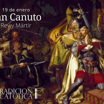 19 de enero: San Canuto