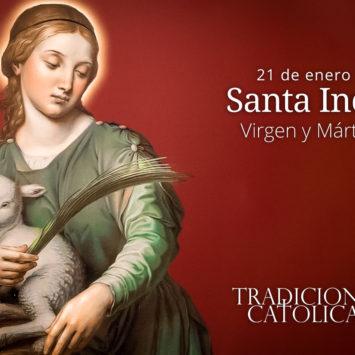 21 de enero: Santa Inés