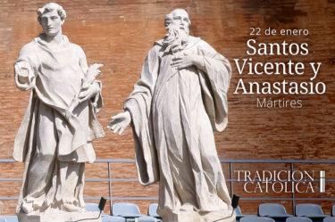 Santos Vicente y Anastasio