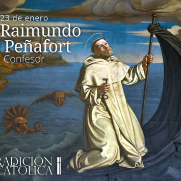 23 de enero: San Raimundo de Peñafort